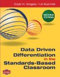Data Driven Differentiation in the Standards-Based Classroom  2nd 2014 edition cover