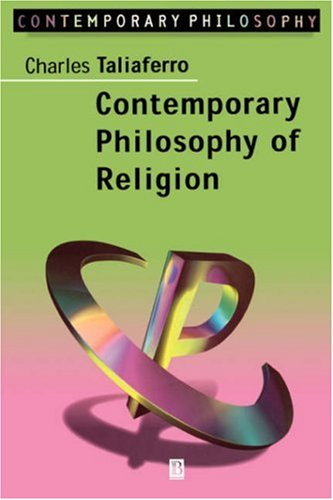 Contemporary Philosophy of Religion   1997 9781557864499 Front Cover