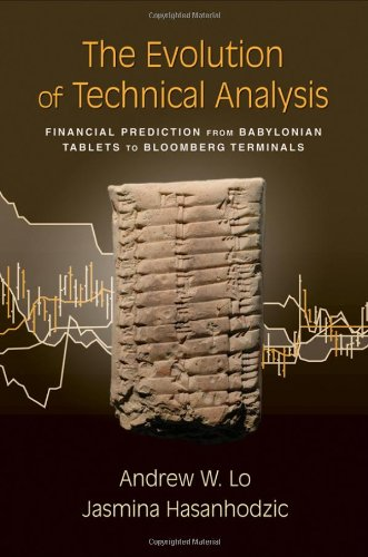 Evolution of Technical Analysis Financial Prediction from Babylonian Tablets to Bloomberg Terminals  2010 9781576603499 Front Cover