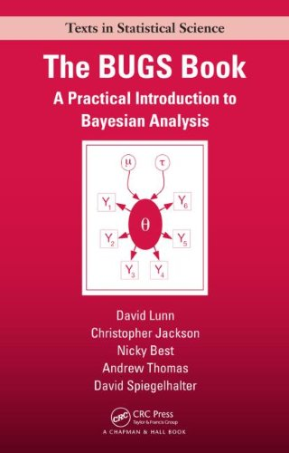 BUGS Book A Practical Introduction to Bayesian Analysis  2013 edition cover