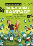 Robot Army Rampage A Mystery with Hoverbots, Bristle Bots, and Other Robots You Can Build Yourself  2014 edition cover
