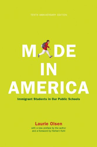 Made in America Immigrant Students in Our Public Schools 10th (Revised) edition cover
