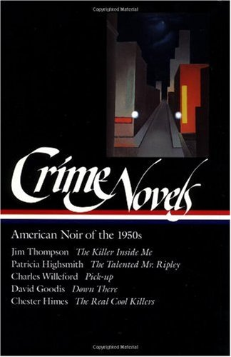 Crime Novels American Noir of the 1950s  1997 edition cover