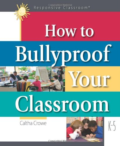 How to Bullyproof Your Classroom   2012 edition cover