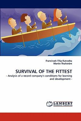 Survival of the Fittest N/A 9783843352499 Front Cover