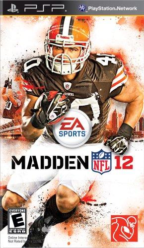 Madden NFL 12 - Sony PSP Sony PSP artwork