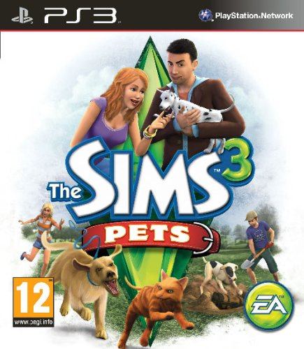 The Sims 3: Pets - Playstation 3 PlayStation 3 artwork