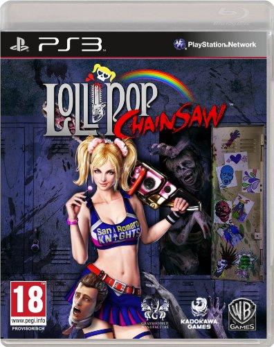 Lollipop Chainsaw (PEGI-Version) PlayStation 3 artwork