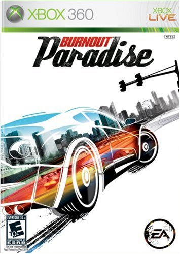 Burnout Paradise - Xbox 360 Xbox 360 artwork