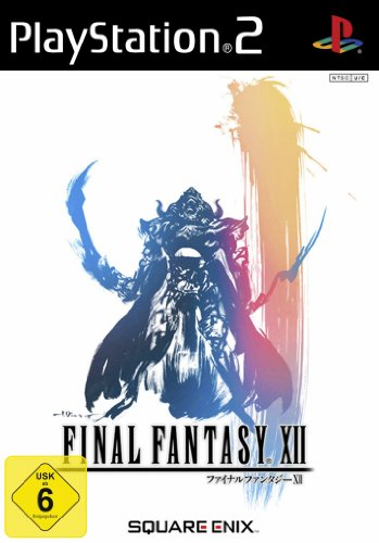 Final Fantasy XII [Software Pyramide] PlayStation2 artwork