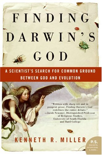 Finding Darwin's God A Scientist's Search for Common Ground Between God and Evolution  2007 edition cover