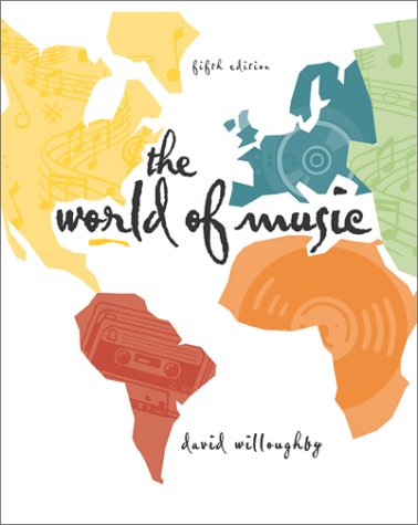 World of Music  5th 2003 (Revised) 9780072491500 Front Cover