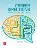 Career Directions: New Paths to Your Ideal Career 6th 2014 edition cover