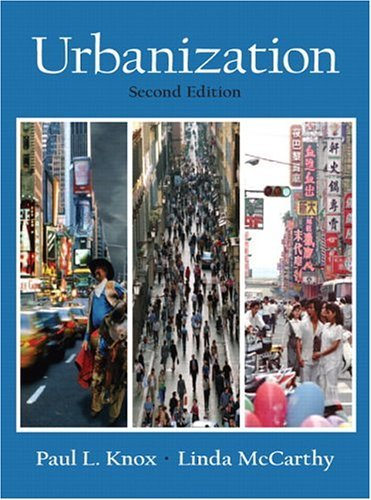 Urbanization An Introduction to Urban Geography 2nd 2005 (Revised) edition cover