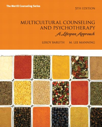 Multicultural Counseling and Psychotherapy A Lifespan Approach 5th 2012 (Revised) edition cover