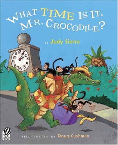 What Time Is It, Mr. Crocodile?   2004 edition cover