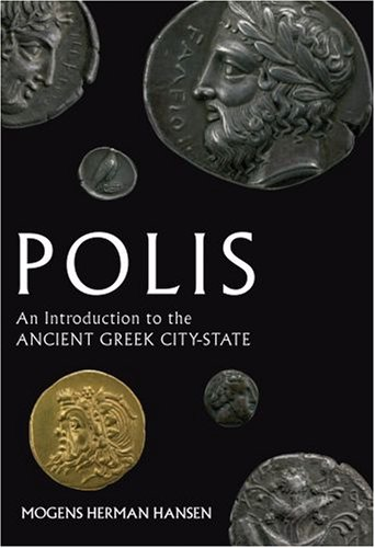 Polis An Introduction to the Ancient Greek City-State  2006 edition cover