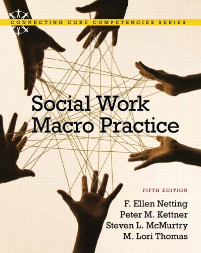 Social Work Macro Practice  5th 2012 edition cover