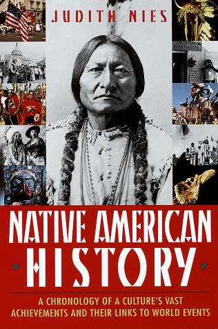 Native American History   1996 edition cover