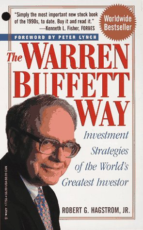 Warren Buffett Way Investment Strategies of the World's Greatest Investor  1997 edition cover