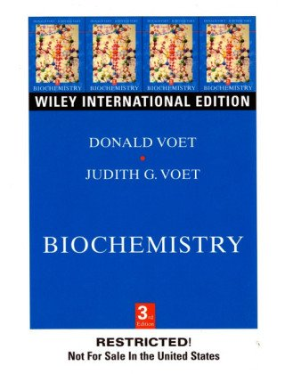 Biochemistry  3rd 2005 (Revised) edition cover