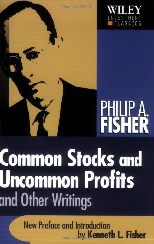 Common Stocks and Uncommon Profits and Other Writings  2nd 2003 (Revised) edition cover