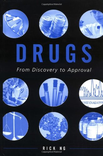 Drugs From Discovery to Approval  2004 edition cover