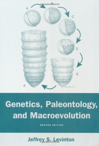 Genetics, Paleontology, and Macroevolution  2nd 2001 (Revised) edition cover