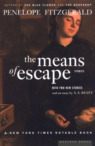 Means of Escape   2001 edition cover