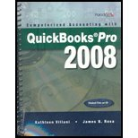 COMPUTERIZED ACCT.W/QCKBKS.PRO N/A 9780763834500 Front Cover