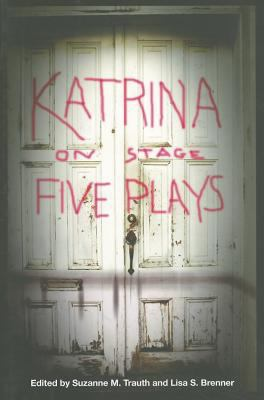Katrina on Stage Five Plays  2012 edition cover