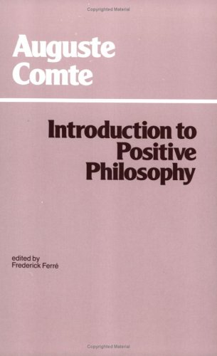 Introduction to Positive Philosophy  Reprint edition cover