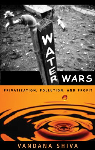 Water Wars Privatization, Pollution, and Profit  2002 edition cover