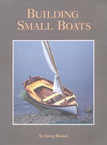 Building Small Boats  N/A edition cover