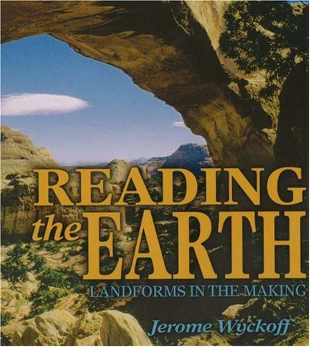 Reading the Earth Landforms in the Making Unabridged  edition cover