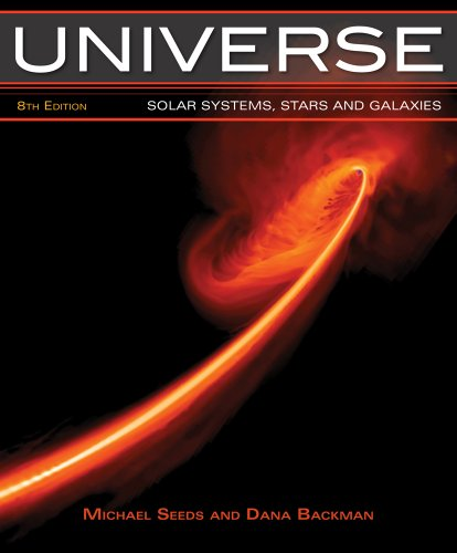 Universe Solar System, Stars, and Galaxies 8th 2014 edition cover