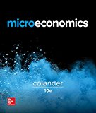 Microeconomics:   2016 9781259655500 Front Cover