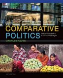 Comparative Politics: Domestic Responses to Global Challenges  2014 edition cover