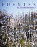 Rusch's Fuentes Student Activities Manual: Conversacion Y Gramática  2014 edition cover