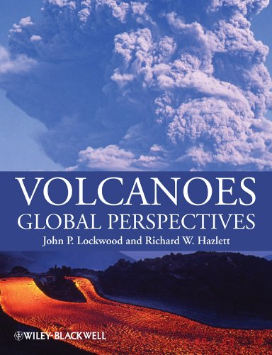 Volcanoes Global Perspectives  2010 edition cover