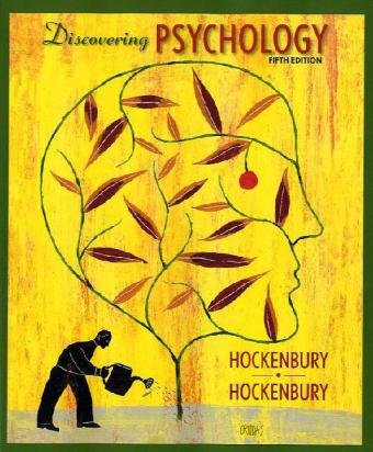 Discovering Psychology  5th 2011 (Revised) edition cover