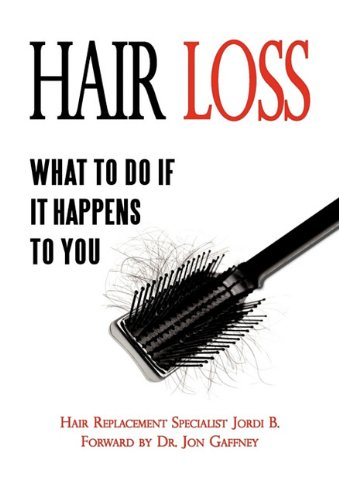 Hair Loss What to do if it Happens to You  2009 edition cover