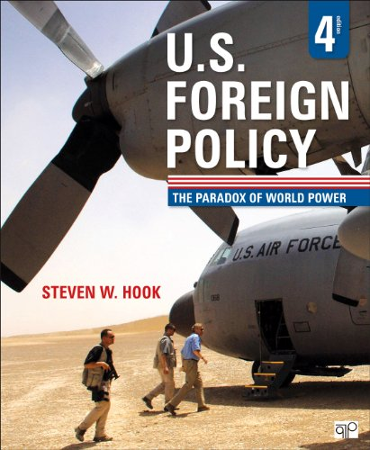 U. S. Foreign Policy The Paradox of World Power 4th 2014 (Revised) edition cover