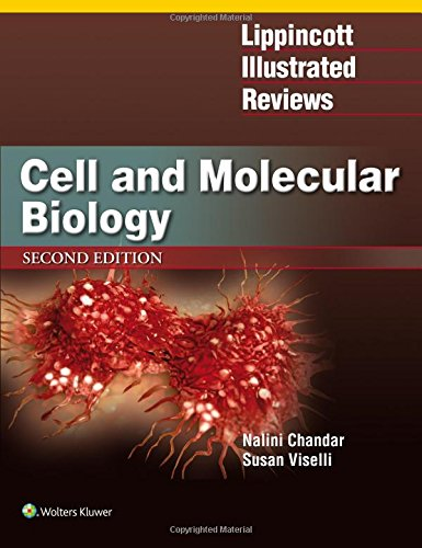 Cover art for Lippincott Illustrated Reviews: Cell and Molecular Biology, 2nd Edition