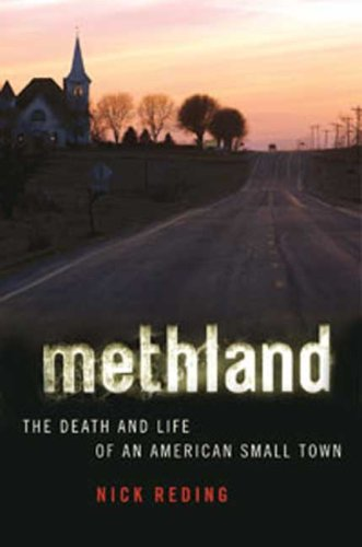 Methland The Death and Life of an American Small Town  2009 edition cover