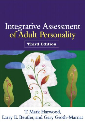 Integrative Assessment of Adult Personality  3rd 2011 (Revised) 9781609186500 Front Cover