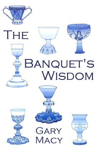 Banquet's Wisdom: A Short History of the Theologies of the Lord's Supper  2005 edition cover
