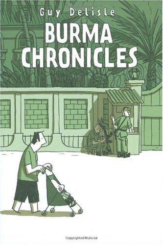 Burma Chronicles   2008 edition cover