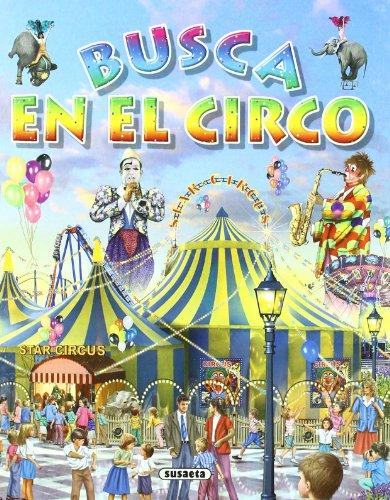 Busca en el circo / Search in the Circus:  2010 edition cover