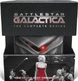 Battlestar Galactica: The Complete 2004 Series (+ Collectible Cylon) System.Collections.Generic.List`1[System.String] artwork